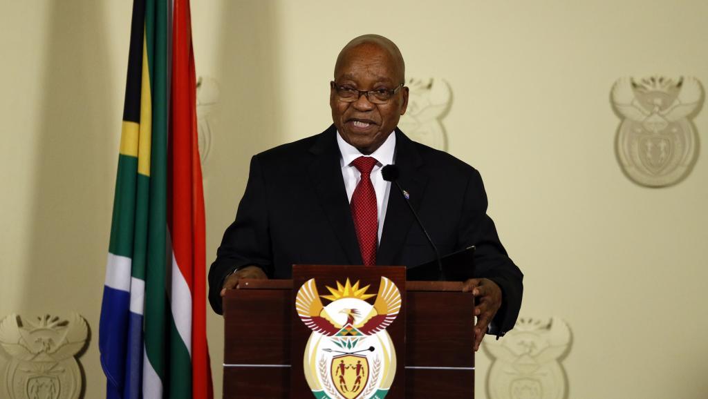 Afrique du Sud: l'ex-président Jacob Zuma va être inculpé pour corruption