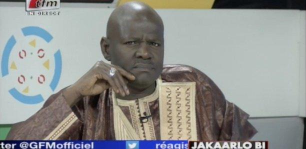 Jakaarlo Bi : «Mes propos n'ont pas été compris», Pr Songué Diouf