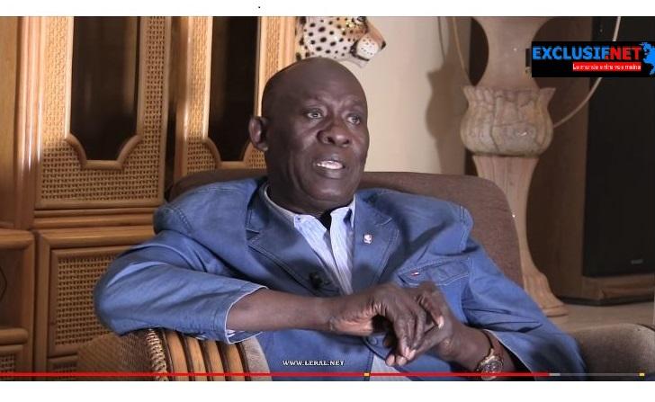 Tandian: «Pendant ce dîner, le président Sall ne m'a pas parlé de Gackou »