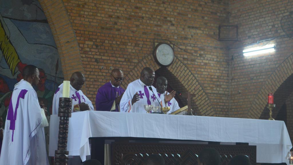 RDC: le Comité laïc célèbre la mémoire des victimes de la marche du 25 février