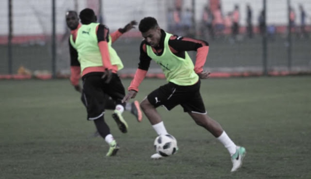 Santy Ngom: « Je pense que je vais facilement m'adapter »