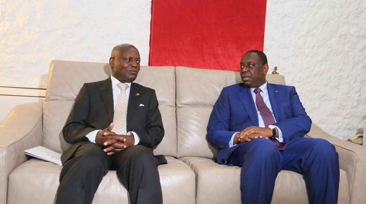 Sénégal – Guinée Bissau : Macky Sall et José Màrio Vaz pour  approfondir les relations bilatérales