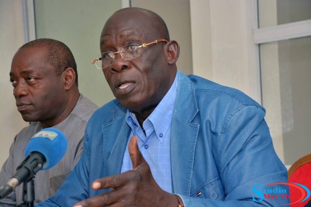 Présidentielle 2019: Tandian et le CAMS assurent la caution de Macky Sall