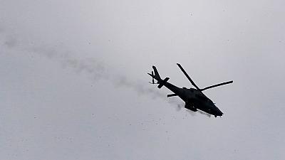 COTE D'IVOIRE : Un soldat français tué dans le crash d'un hélicoptère