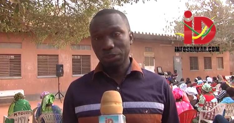 (Video ) Sidate Sagna leader du mouvement UDN et de la Communauté Diola