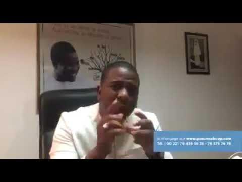 Bougane après la sortie des résultats provisoires:  » Il n'y a que deux Millions de Sénégalais qui comprennent que…»