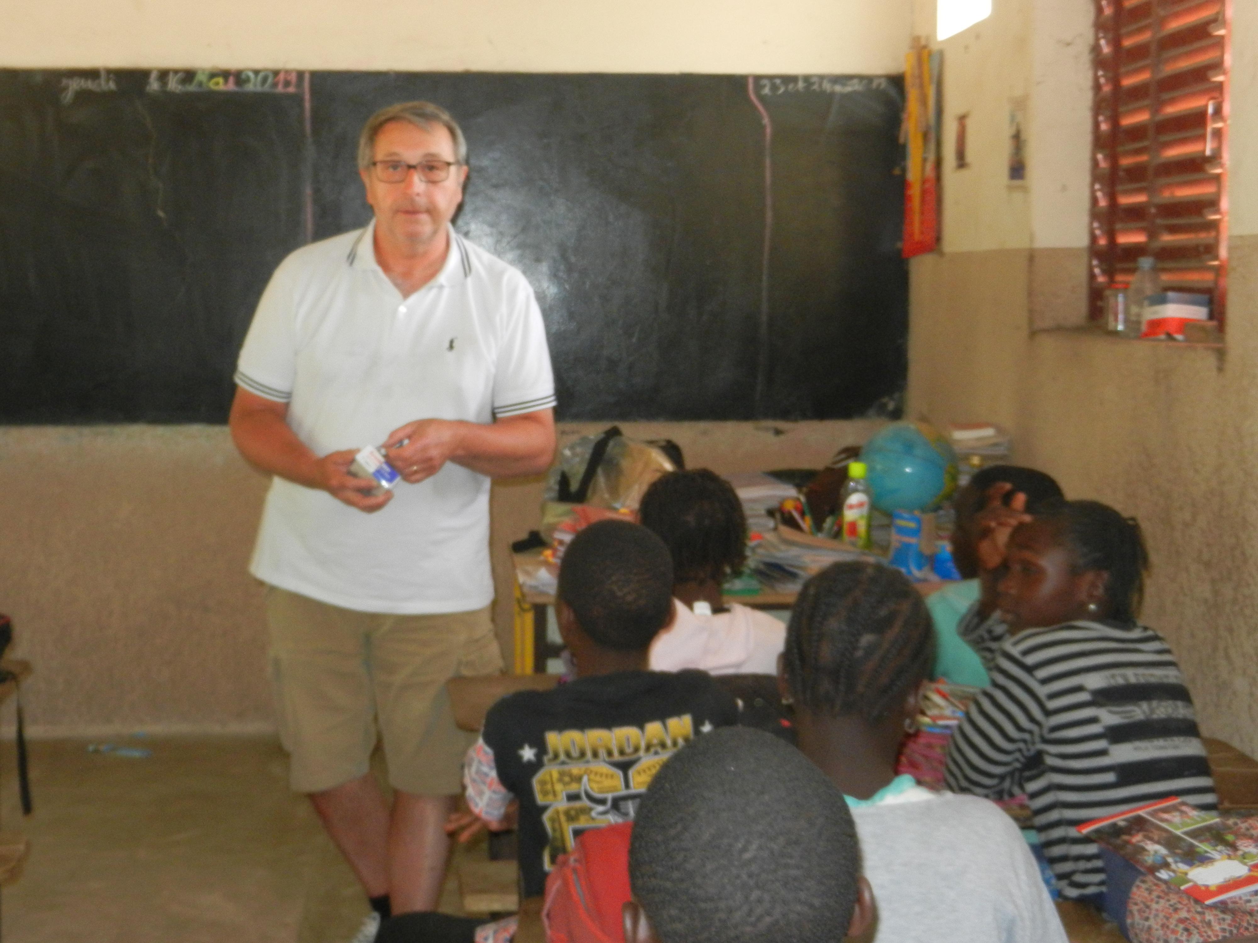 ED O SENEGAL : Plus  de  12  ans  d'actions humanitaires au  pays  de la « Teranga »