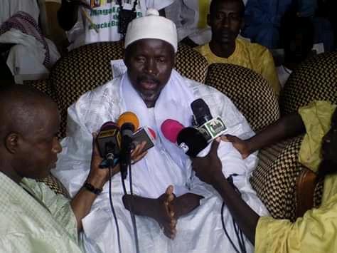 PRÉPARATIF DU MAGAL DE MBACKÉ BAARI : Le khalife réclame l'inscription du Magal dans l'agenda culturel républicain