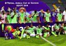 CAN 2019 : Le Nigeria sur le podium
