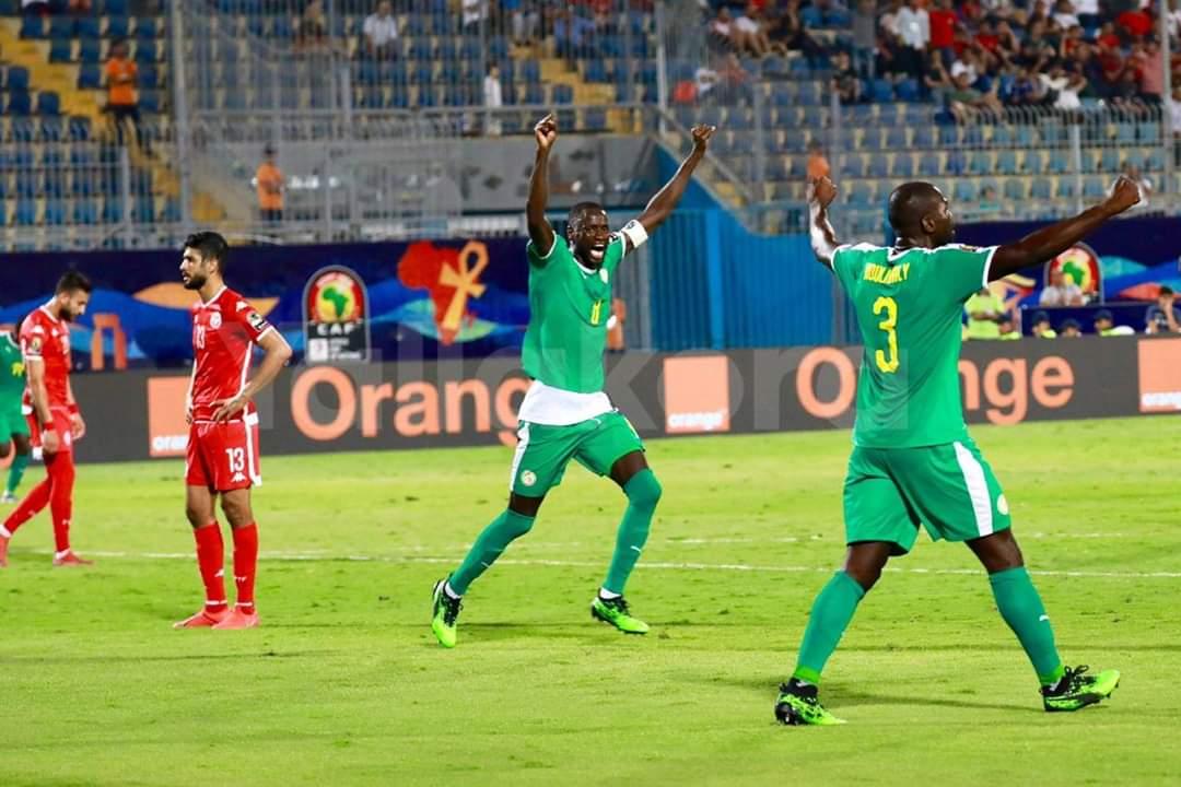 CAN2019: Quelques  photos après la qualification du Sénégal