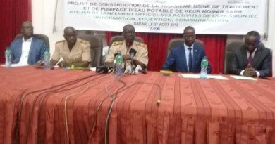 KEUR MOMAR SARR : 270 milliards  de FCFA pour la construction d'une 3 ème Usine