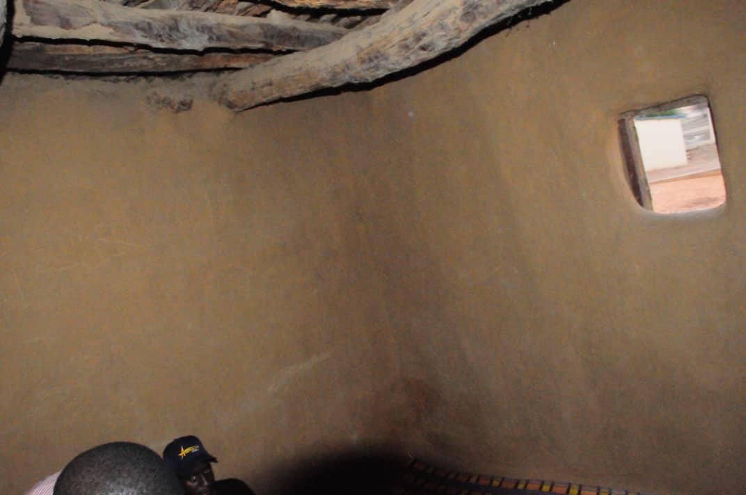 La chambre où est née El hadji Omar Foutiyou Tall en 1794