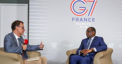 MACKY SALL SUR RFI: «Nos préoccupations seront prises en compte au G7»