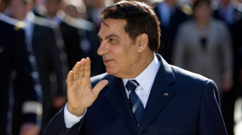 TUNISIE : L'ancien président Ben Ali est mort