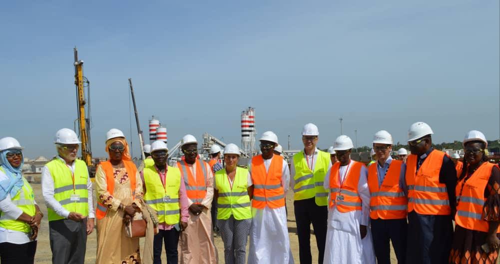 TERMINAL GAZIER DU CHAMP TORTUE/AHMEYIM  : Le PAD et Eiffage Génie Civil Marine gagnent le marché  de la  Fabrication de caissons de BP