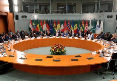 ALLEMAGNE : Tapis rouge à Berlin pour douze chefs d'États africains