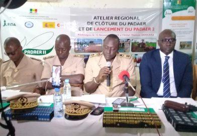 KEDOUGOU : Le Padaer clôt la 1ère phase et lance  la 2 ème phase