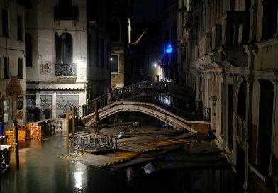 ITALIE : Une marée historique a inondé Venise