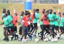 ESWATINI VS SÉNÉGAL : Première séance d'entrainement des Lions à Manzini en images !