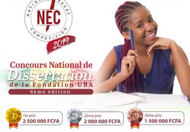 EDUCATION : La fondation UBA lance  son concours annuel  national de la dissertation 2019