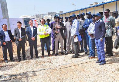 CHEIKH TIDIANE THIAM SUR LA MOBILITE URBAINE :« La réalisation de ces 13 autoponts à Dakar aura un impact positif sur l'économie nationale »