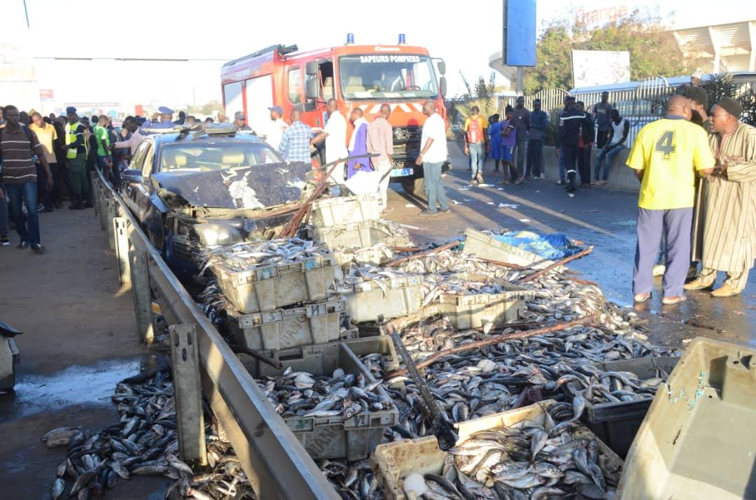 ACCIDENT AU PONT DE ÉMERGENCE: 3 morts et plusieurs blessés