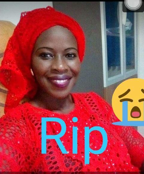 ACCIDENT SUR L'AUTOROUTE : Voici Ndèye Mama Mané, la dame tuée par le camion