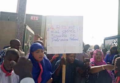RTS: Les agents exige la démission  de la Direction Générale