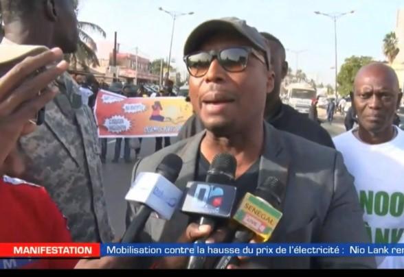 BARTHELEMY DIAS : « Macky Sall a  peur»