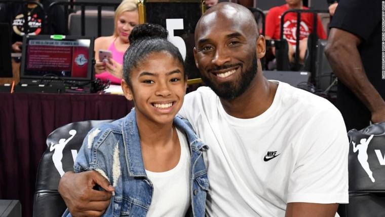 NBA : Kobe Bryant et sa fille morts dans  un accident d'hélicoptère