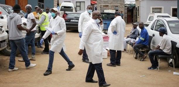 COVID-19: L'Afrique franchit la barre des 100000 cas positifs