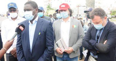 AUTO-PONT SAINT LAZARE : Me Oumar Youm ouvre  la voie