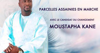 Moustapha Kane, un pur produit des Parcelles Assainies