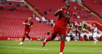 RECORD : Sadio Mané signe sa 3e saison successive à au moins 20 buts