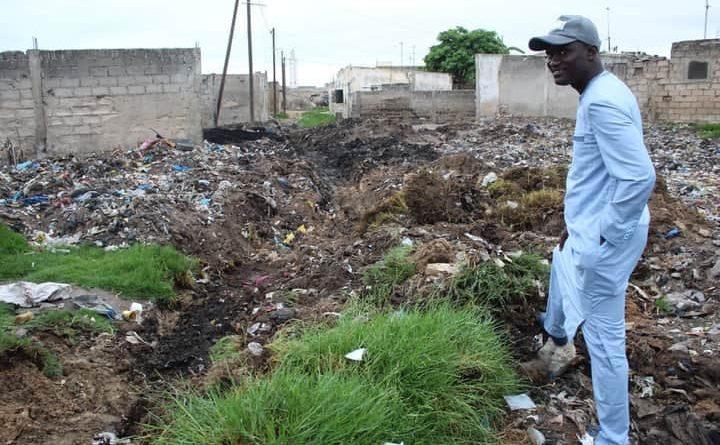 CADRE DE VIE: La Commune de Djiddah Thiaroye/Kao (Pikine) initie ses «72 Heures Set Wecc»…