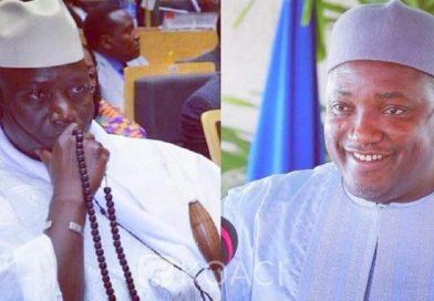 GAMBIE : Alliance inédite entre Barrow et Jammeh