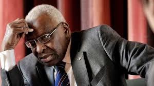 URGENT : Lamine Diack condamné à deux ans de prison ferme