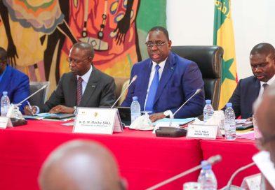 GOUVERNEMENT : Communiqué du conseil  des ministres du 28 Octobre  2020