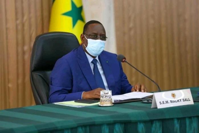 GOUVERNEMENT : Communiqué du conseil des ministres du mercredi 06 janvier 2021