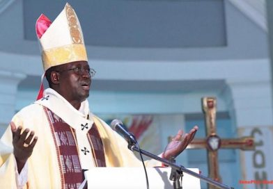 REPRISE  PROGRESSIVE  DES CÉLÉBRATIONS:  L'église catholique  du Sénégal favorable  pour le 1er Novembre 2020
