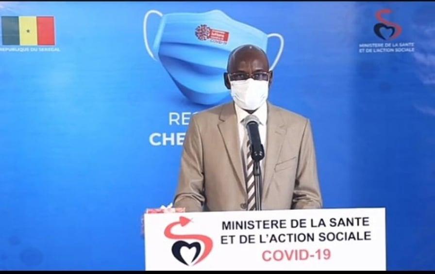 SENEGAL: La situation de  la  COVID-19