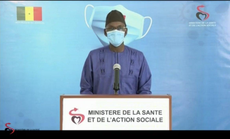 SITUATION DE LA  COVID-19  AU SENEGAL:  168 cas positifs  dont 114 communautaires, 117 guéris et 10 décès