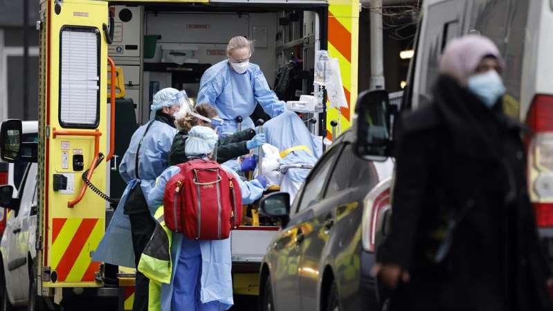 COVID-19 : Le chaos dans les hôpitaux britanniques, un fiasco prévisible ?
