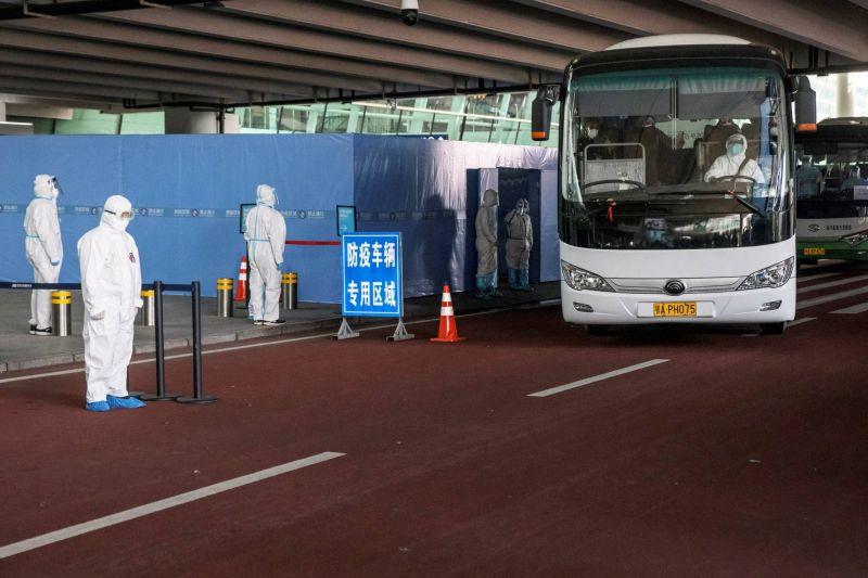 Chine: L'équipe de l'OMS arrivée à Wuhan pour enquêter sur le Covid-19