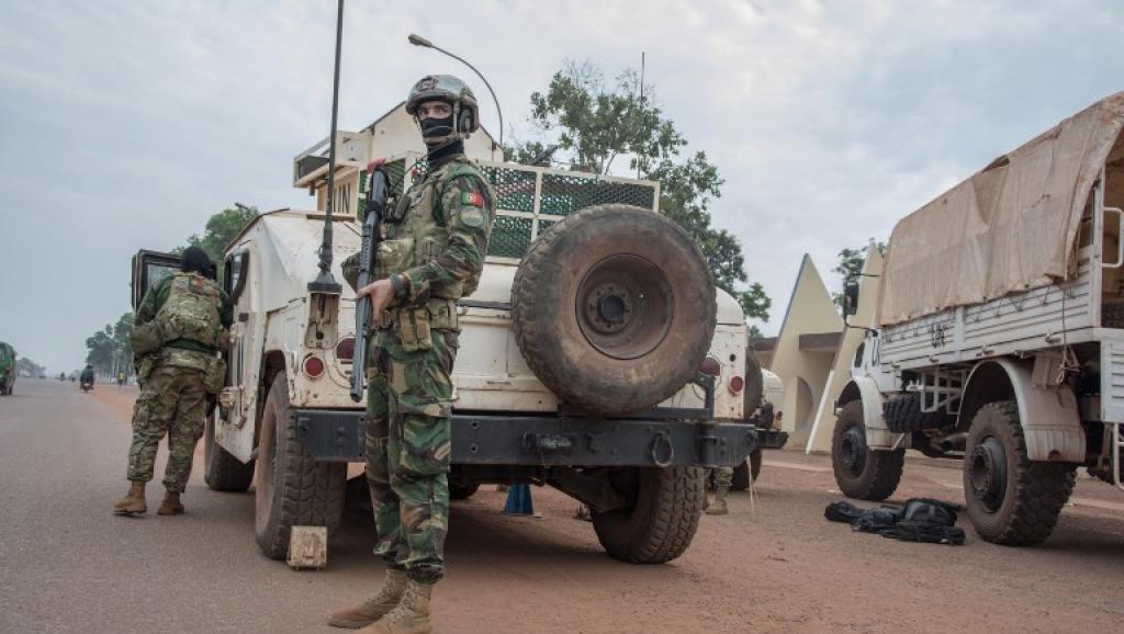 CENTRAFRIQUE: Attaque des groupes armés à la périphérie de Bangui
