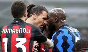 Inter-Milan : Altercation entre Romelu Lukaku et Zlatan Ibrahimovic