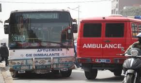 TRANSPORT  URBAIN : Un passager meurt dans un bus TATA de la ligne 67
