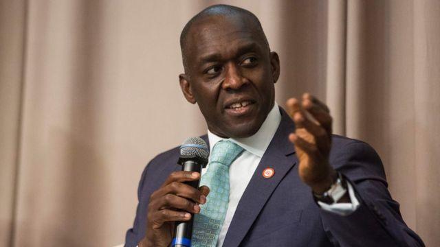 BANQUE MONDIALE : Makhtar Diop nommé directeur général et vice-président exécutif d'IFC