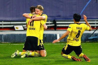 LIGUE DES CHAMPIONS : L'inévitable Håland donne une option à Dortmund !