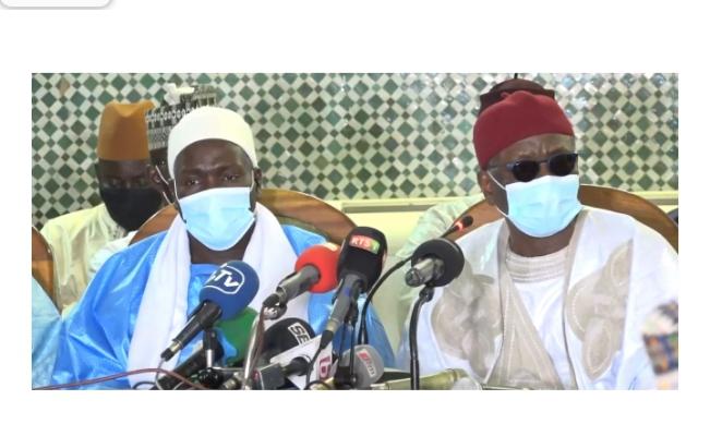 Déclaration des Émissaires des Khalifes et autorités religieuses du Sénégal ce Vendredi